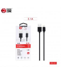 CAVO USB PER IOS 1.5M NERO IOS 1,71€